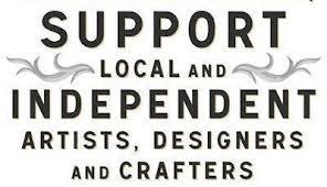 Be sure to support local arts and business this Holiday Season!